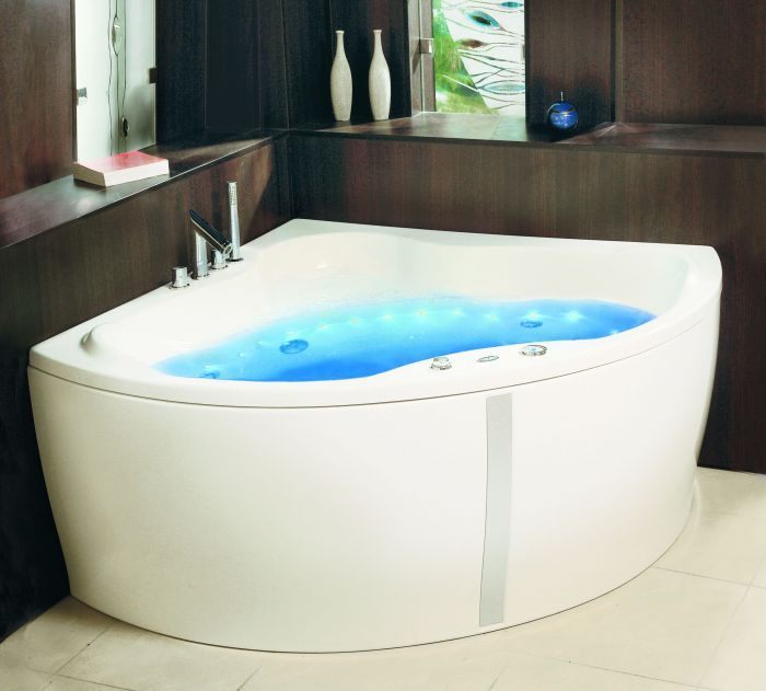 whirlpool hydro whirlpool badewanne wassersystem. Black Bedroom Furniture Sets. Home Design Ideas